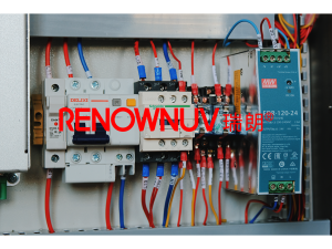 瑞朗紫外线消毒器控制箱